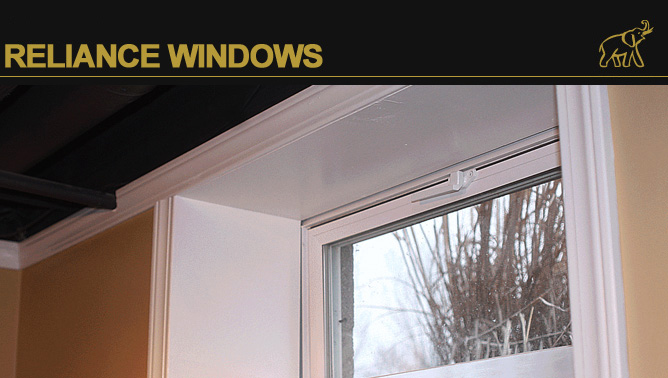Reliance Basement Windows Vision Extrusions Vision